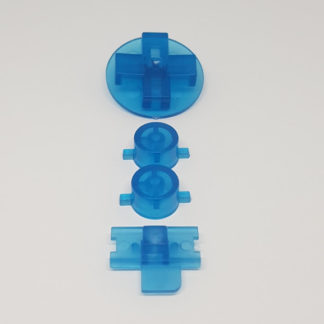gb clear blue buttons